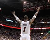 Boston Celtics v Miami Heat - Game Five  Miami  FL - MAY 11: Chris Bosh