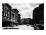 Helena  Montana - Main Street