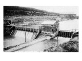 Idaho - Govt Diversion Dam on Boise River