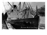 Skagway  Alaska - Princess Norah Ship Arriving