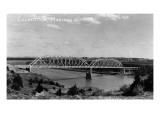 Culbertson  Montana - View of a Bridge