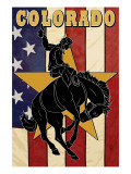 Colorado Bucking Bronco