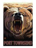 Port Townsend  WA - Bear Roaring