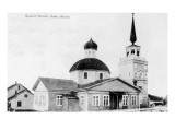 Sitka  Alaska - Russian Church Exterior View