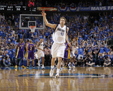 Los Angeles Lakers v Dallas Mavericks - Game Three  Dallas  TX - MAY 6: Dirk Nowitzki