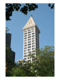 Smith Tower - Seattle  Washington - Exterior View 2