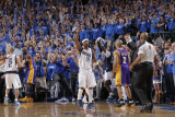Los Angeles Lakers v Dallas Mavericks - Game Three  Dallas  TX - MAY 6: Jason Terry