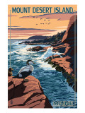 Acadia National Park  Maine - Mount Desert Island