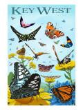 Butterfly Garden - Key West  Florida