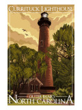 Currituck Lighthouse - Outer Banks  North Carolina