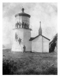 Cape Meares Lighthouse  Oregon No2
