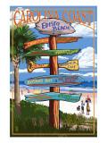 Edisto Beach  South Carolina - Sign Destinations