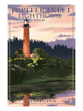 Jupiter Inlet Lighthouse - Jupiter  Florida