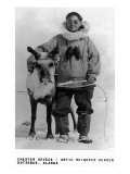 Kotzebue  Alaska - Chester Seveck  Arctic Reindeer Herder
