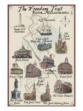The Freedom Trail - Boston  MA