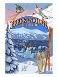 Breckenridge  Colorado Montage