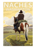 Naches  Washington - Cowboy