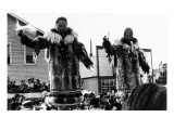 Nome  Alaska - Native Men in Traditional Dress