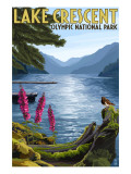 Olympic National Park  Washington - Lake Crescent
