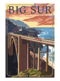 Bixby Bridge - California Coast
