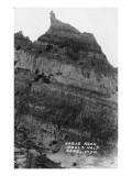 Wyoming - View of Hell's Half Acre; Eagle Rock