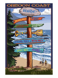 Oregon Coast Destinations