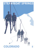 Steamboat Springs  Ski Lift