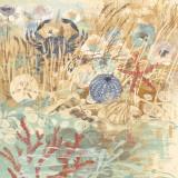Floral Frenzy Coastal II