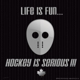 Hockey is Serious