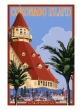 San Diego  California - Hotel Del Coronado