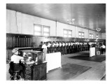 Pacific Telephone Co Operating Room  1902