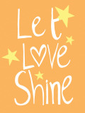 Let Love Shine