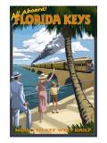 Key West  Florida - Railroad