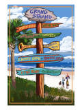 Grand Strand  South Carolina - Sign Destinations