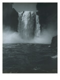 Snoqualmie Falls  Circa 1909