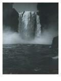 Snoqualmie Falls  Circa 1909