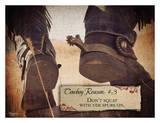 Cowboy Reason III