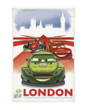 Cars 2: London