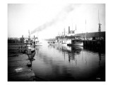 Olympia Harbor  Circa 1910