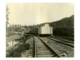 Housing For Railroad Workers  Lake Crescent  1919