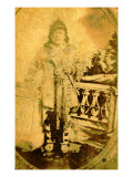 Stock Whitly  a Wasco Chief  Circa 1864