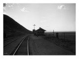 Corfu Station  CM&PS Ry  1911
