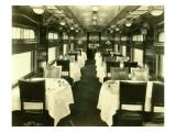 Dining Car  1925