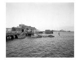 Fisherman&#39;s Dock  Circa 1913
