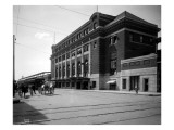Spokane: OW and Milwaukee Station  1915