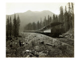 16 From Rear Near Hyak  1923