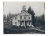 First Territorial Capitol Building  Olympia  Washington