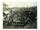 Waitsburg's 5th Annual Horse Show  1909