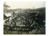 Waitsburg's 5th Annual Horse Show  1909