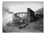 Topworks Franklin Mine  1902